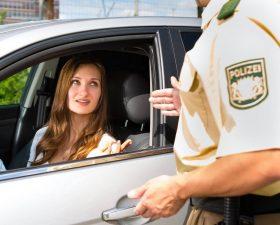 Ответственность за управление машиной без регистрации