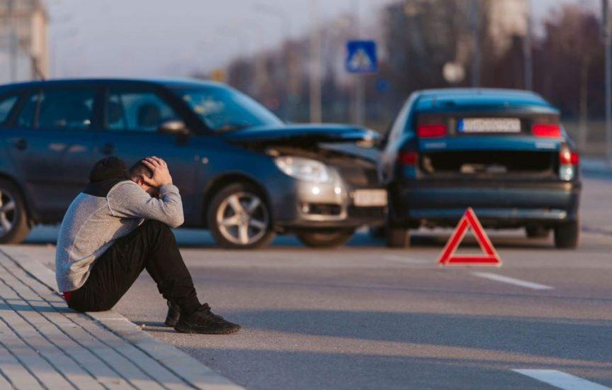 Поведение водителя при ДТП по закону