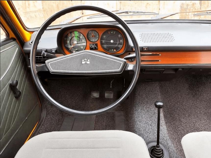 Салон Volkswagen Passat b1