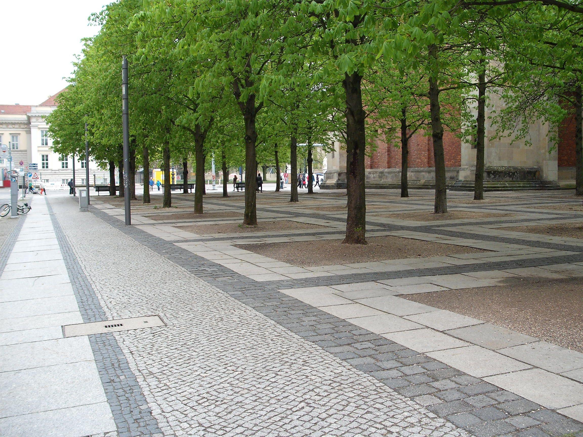 Содержание тротуаров