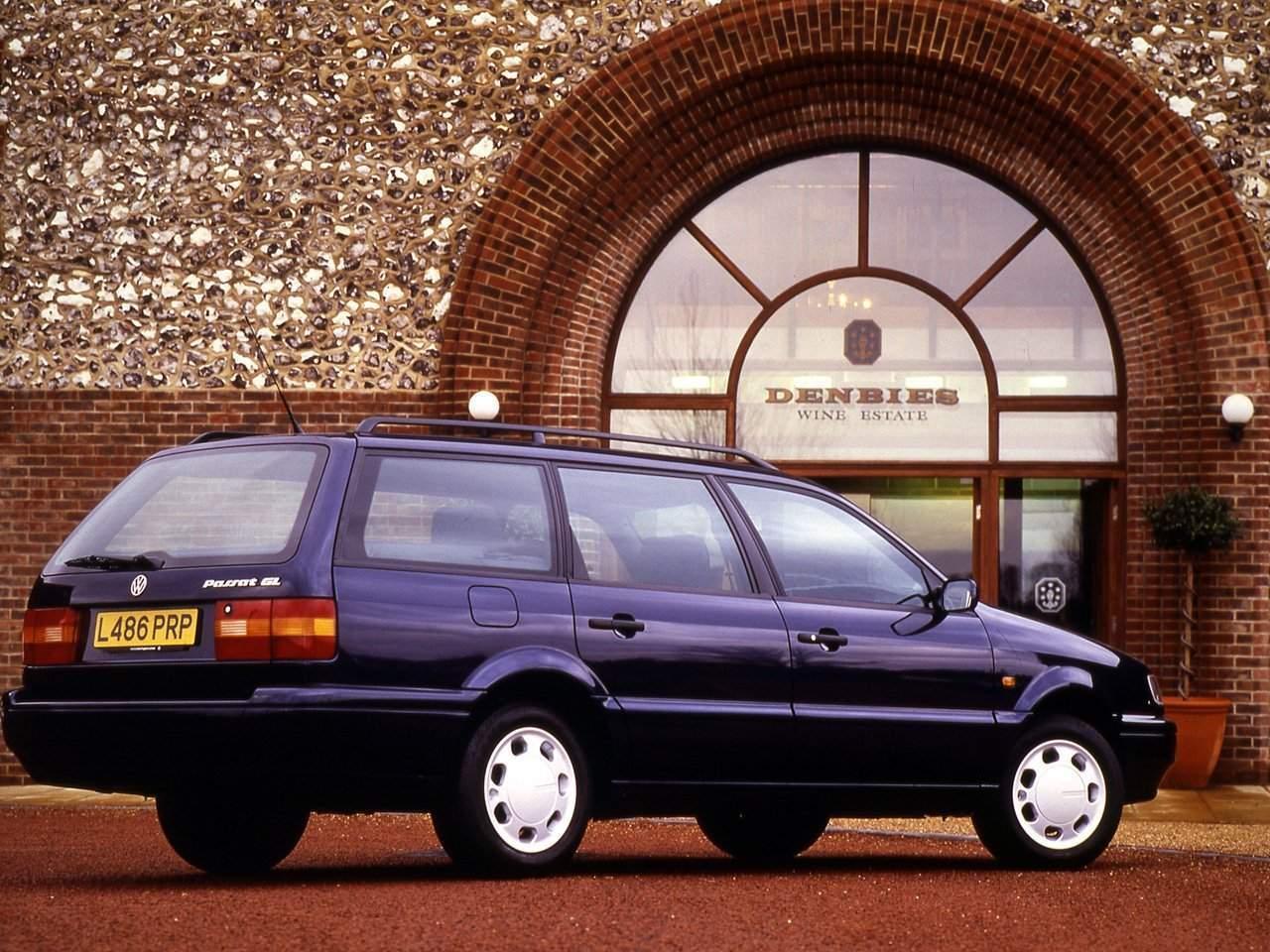 Volkswagen Passat B4agen Passat B4