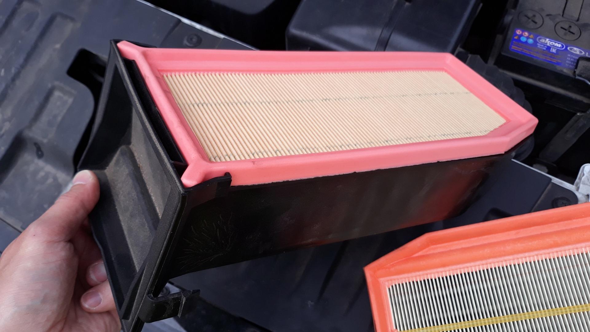Воздушный фильтр для Лада Веста