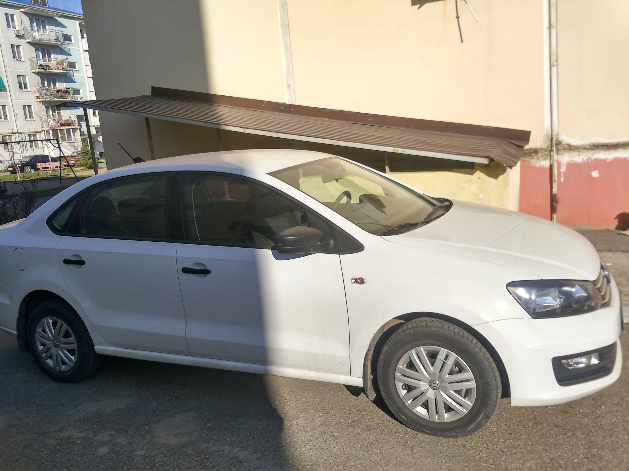 Volkswagen Polo — Нормальный автомобиль за такие деньги
