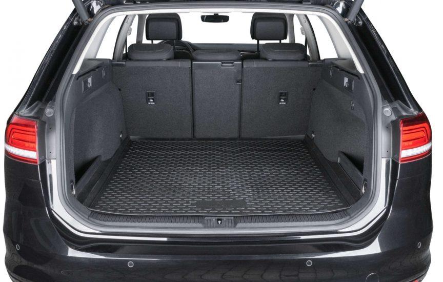 Багажник в Passat B6
