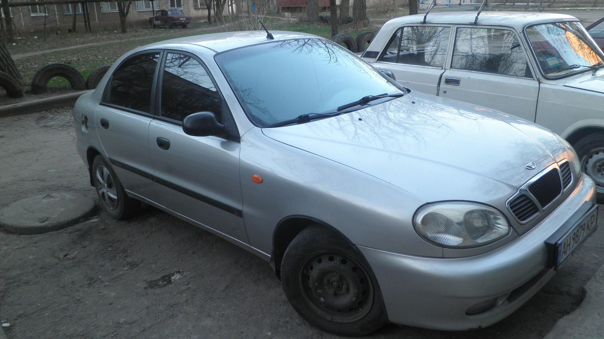 DAEWOO LANOS — нормальное авто для современного человека