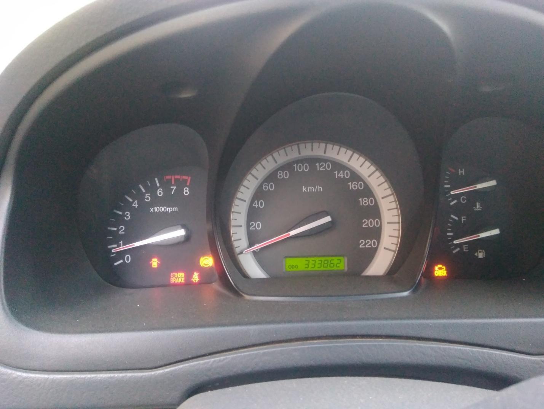 KIA Cerato 2007 — мой первый и достаточно удачный автомобиль