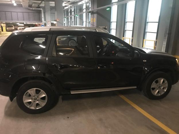 Nissan Terrano 2017 год(а) 12500 км пробега