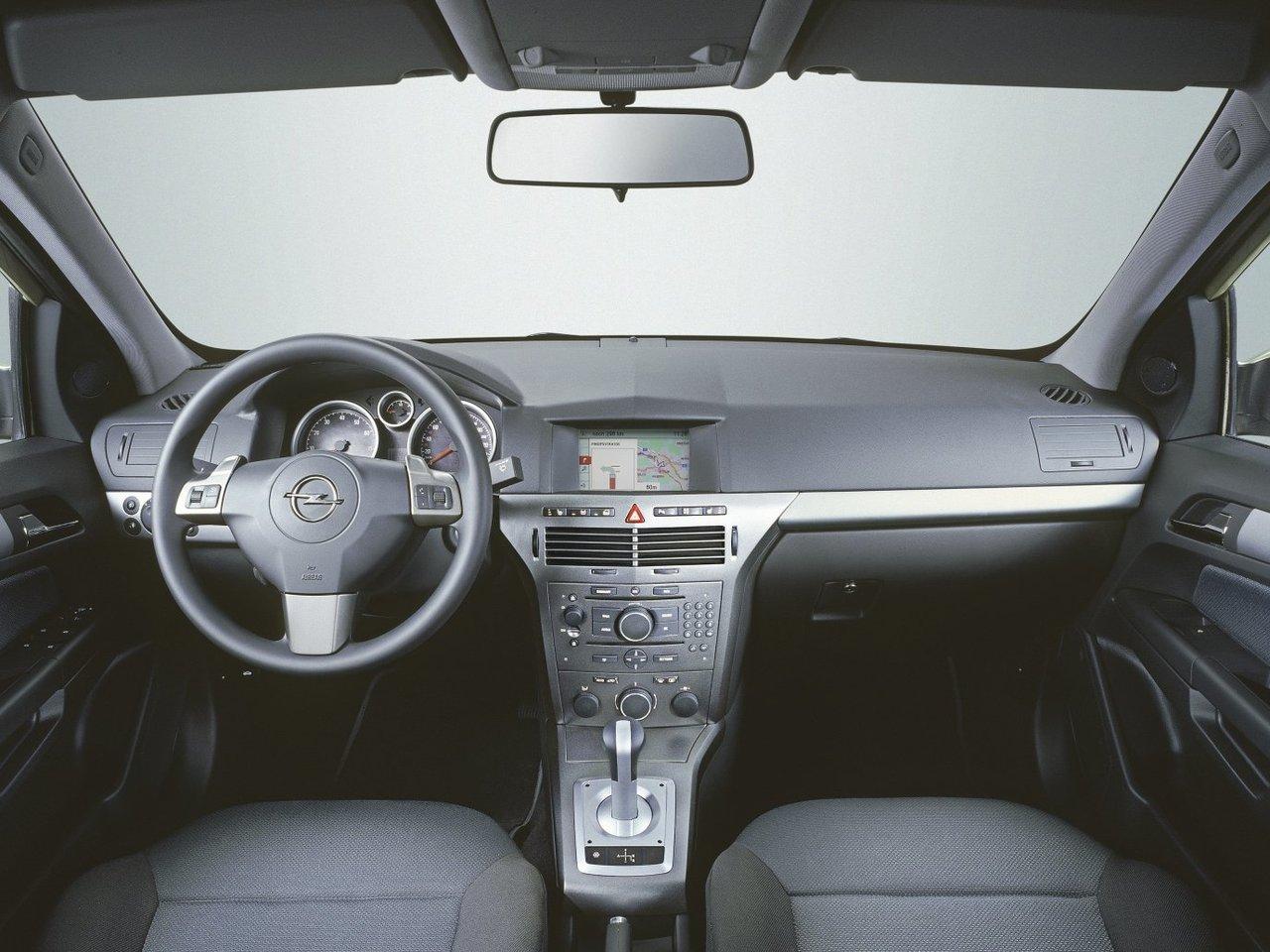 Opel Astra 2004 год(а) 310520 км пробега