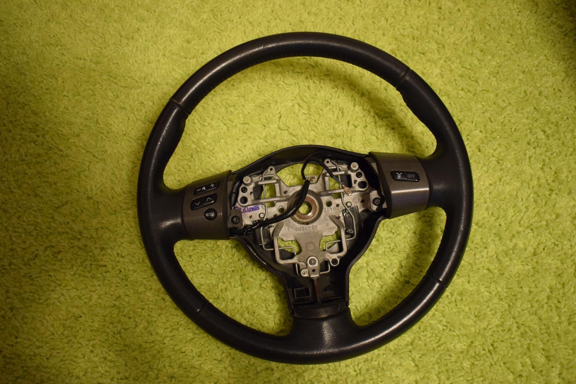 Руль от Тойоты