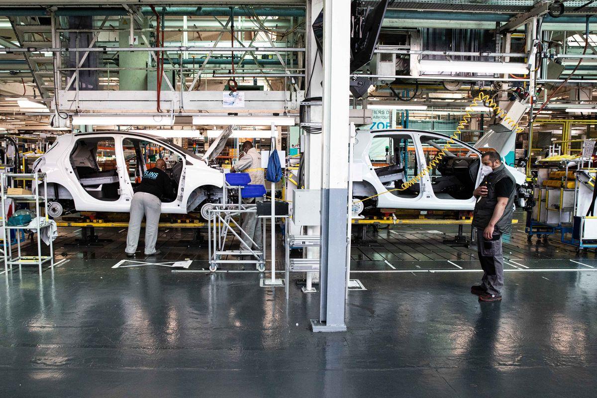 Применение технологий Renault и Nissan