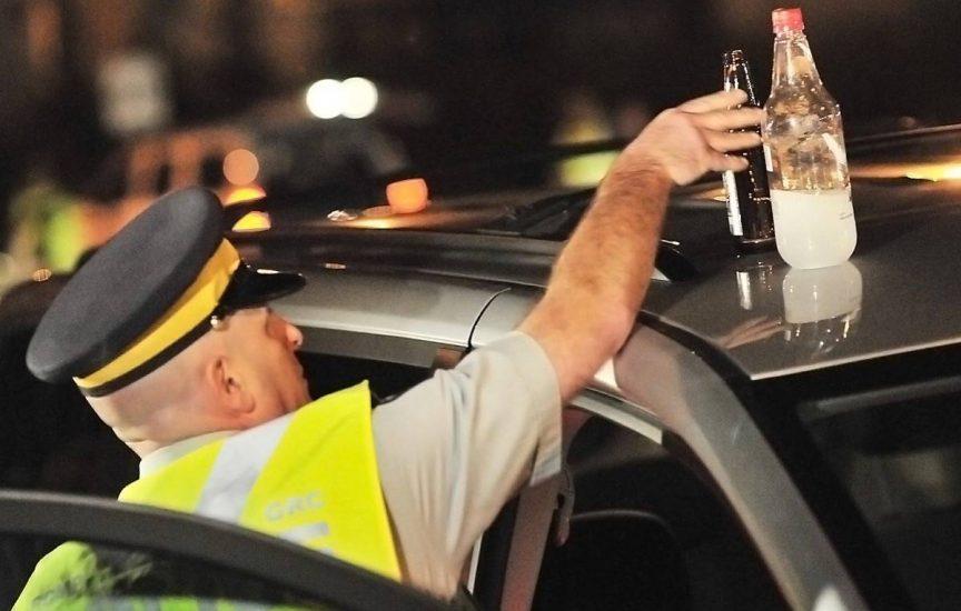 Водители в нетрезвом виде не могут быть допущены к управлению транспортным средством