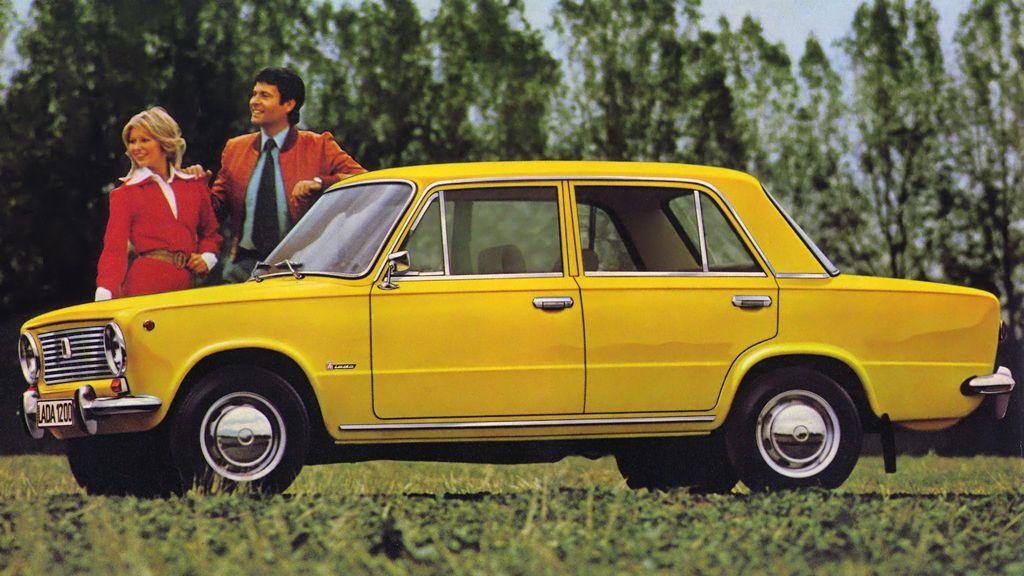 Экспорт автомобилей «ВАЗ»