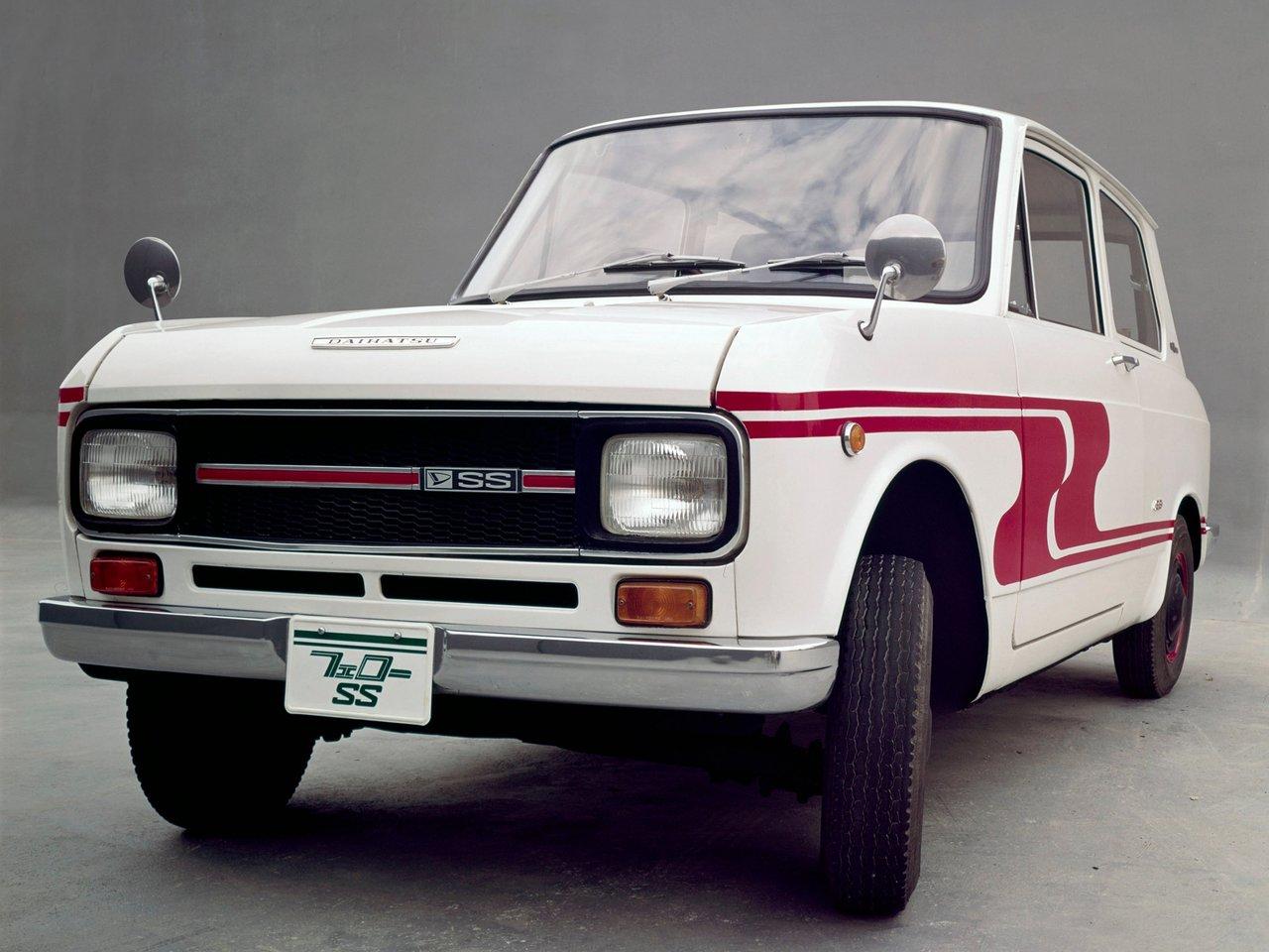 Fellow (1966) — легковой 2-дверный автомобиль