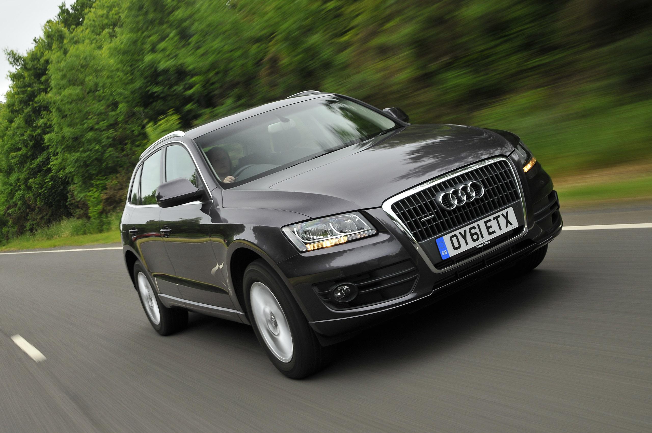 Audi Q5UK61 5 door August 2012