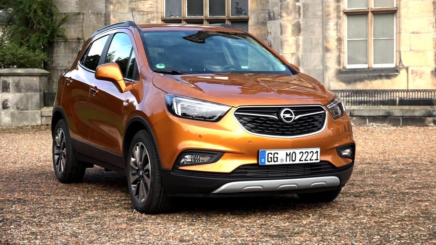 Opel Mokka (модель 2019 года)