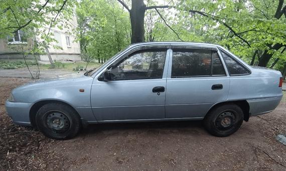 Daewoo Nexia — бюджетная машина в достойном исполнении