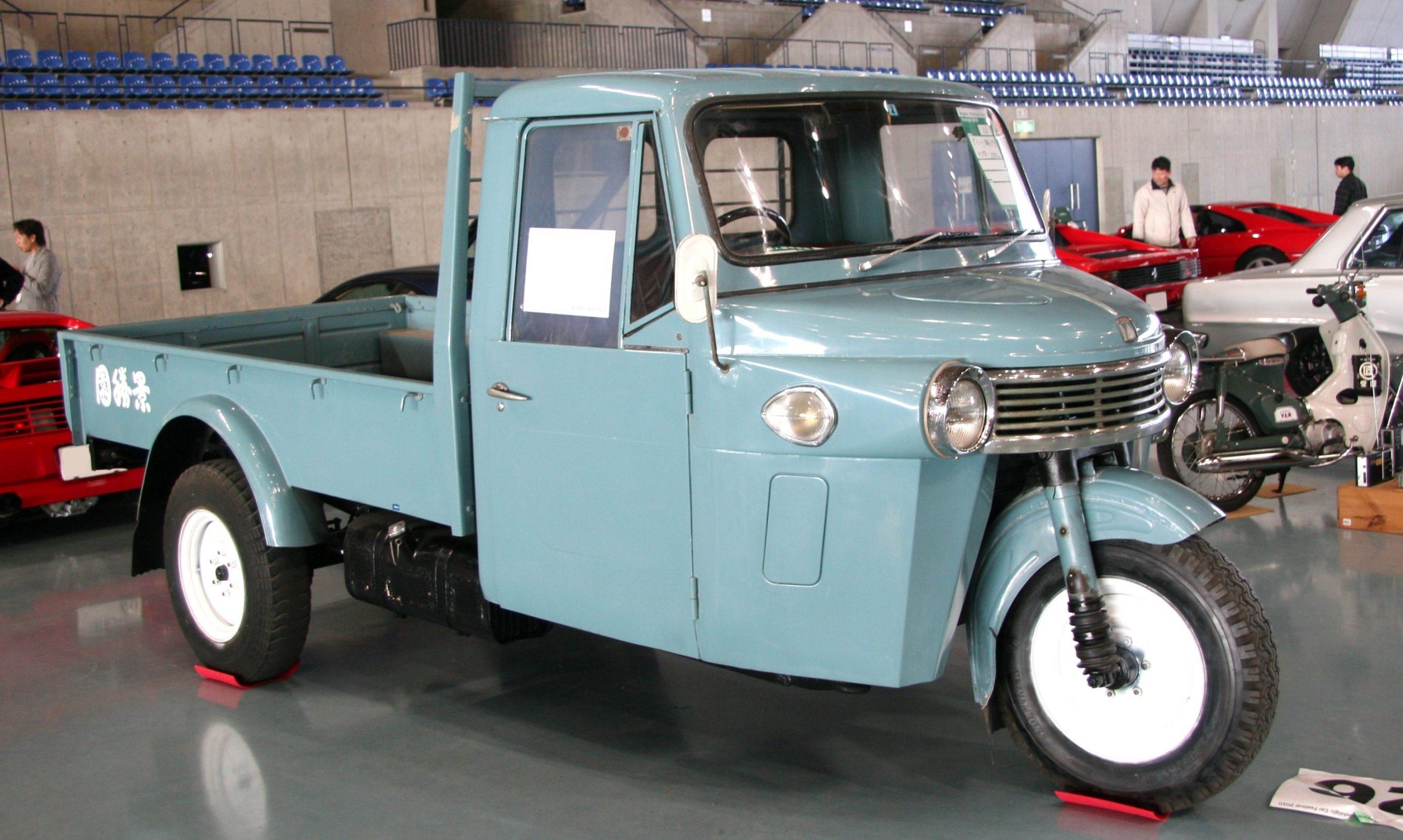 История бренда Daihatsu