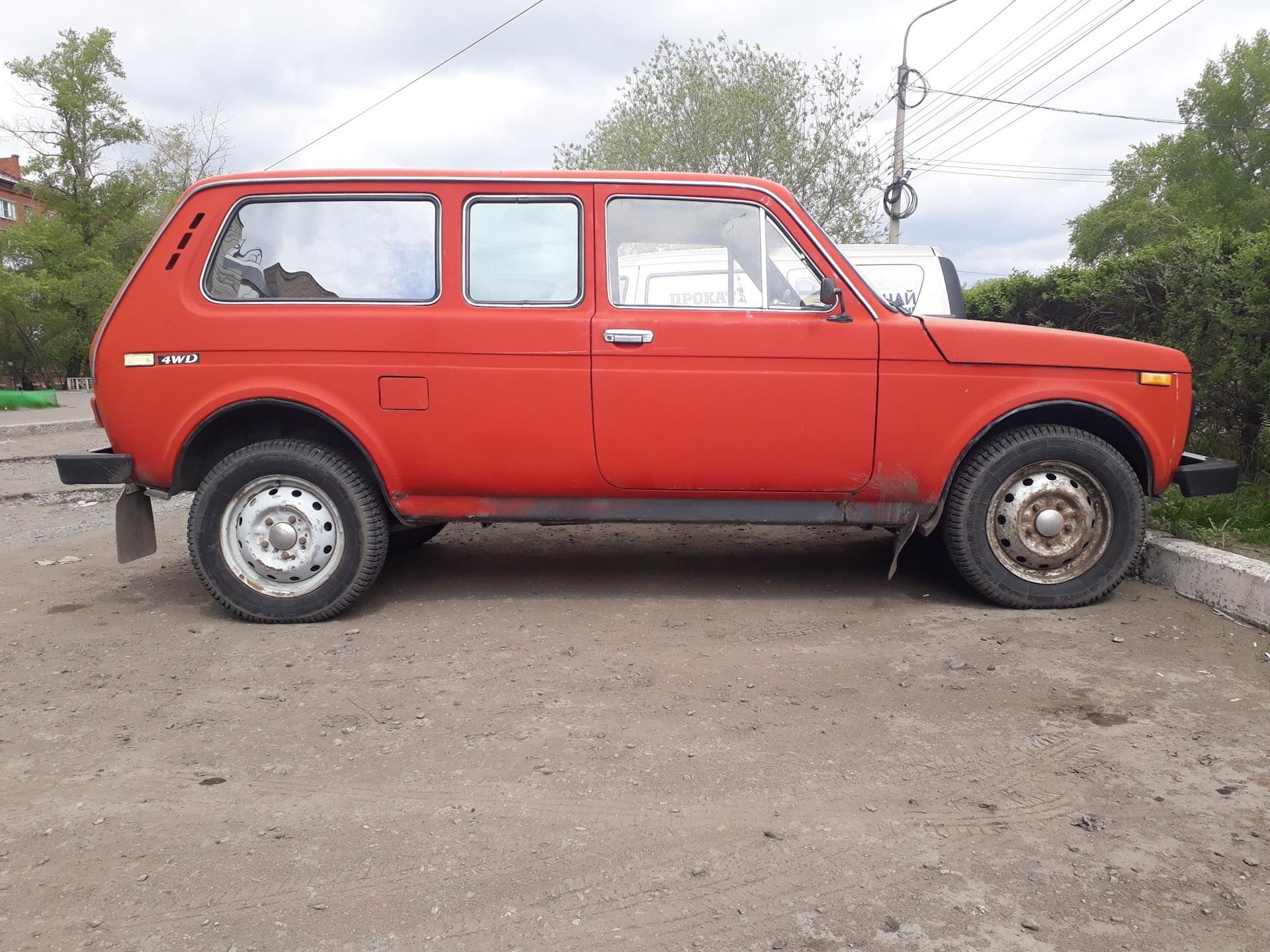 «ВАЗ» 2129 «Кедр»