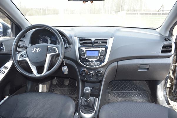 Hyundai Solaris 2012 год(а) 90000 км пробега