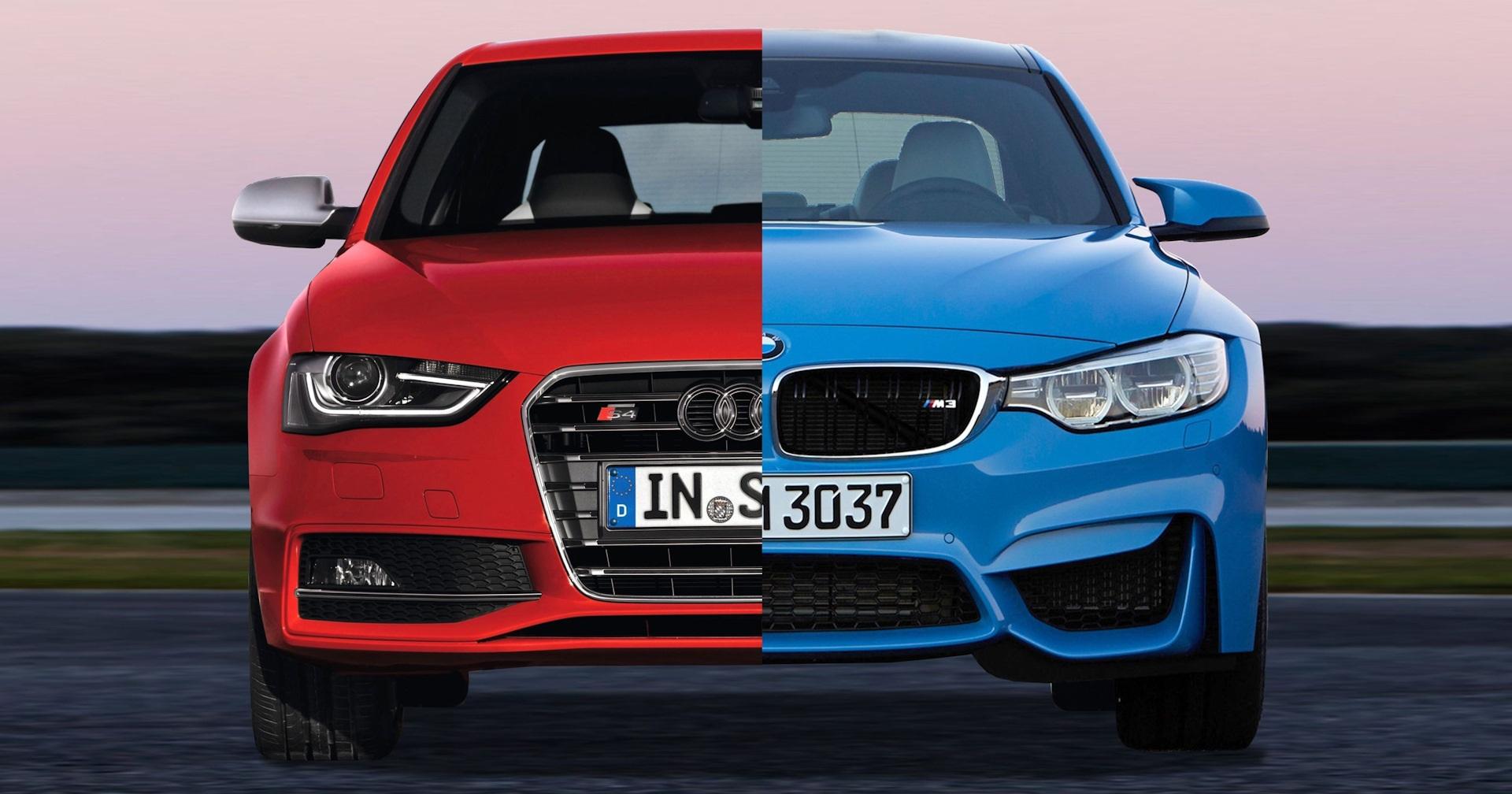 Какая марка машины лучше «Ауди» или «БМВ»
