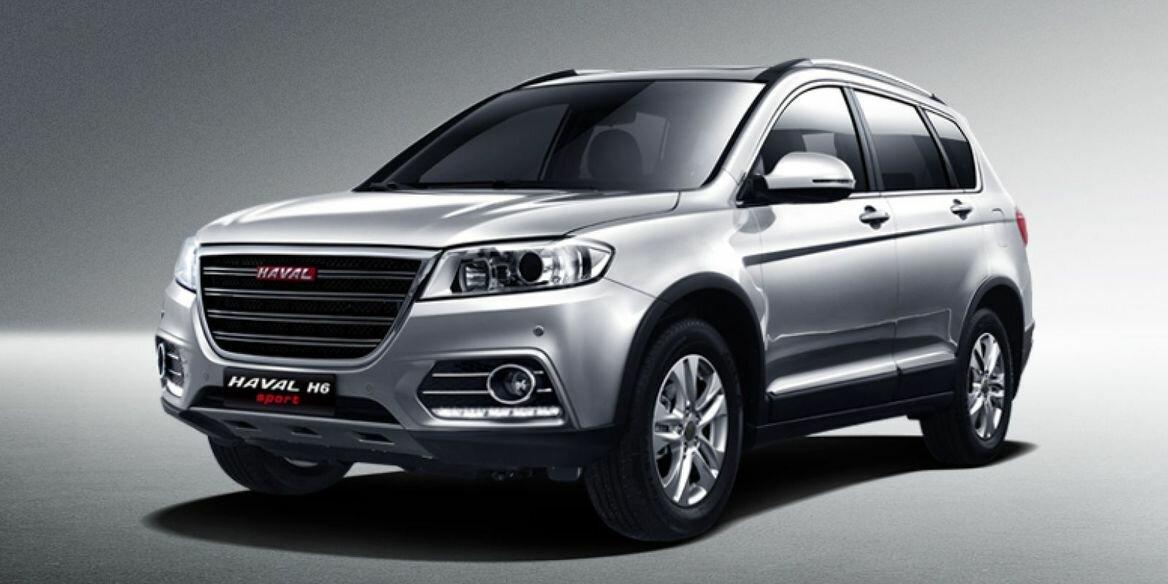 Китайские машины в России