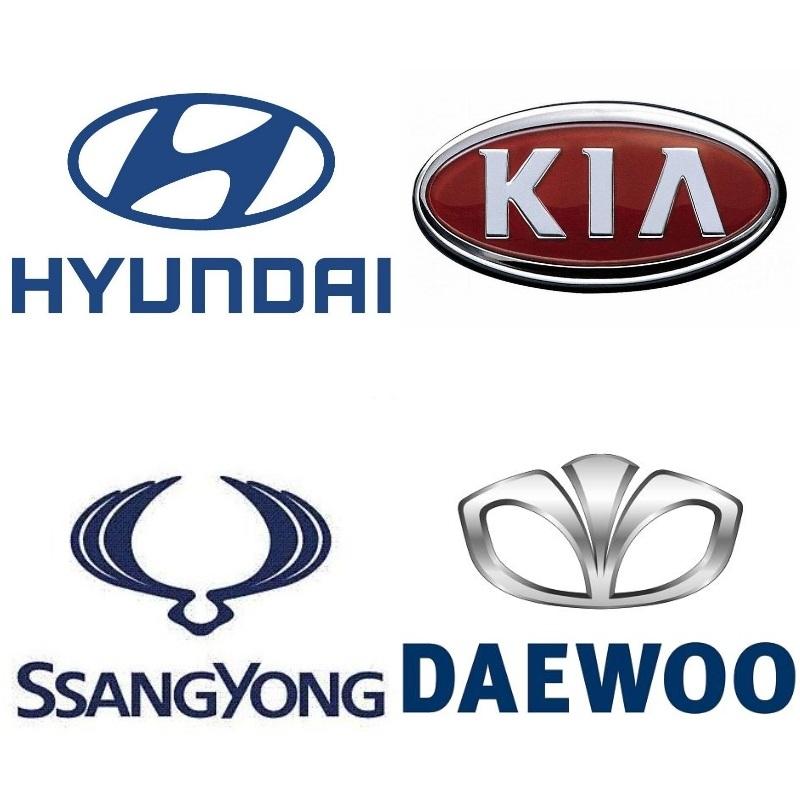 Корейские машины