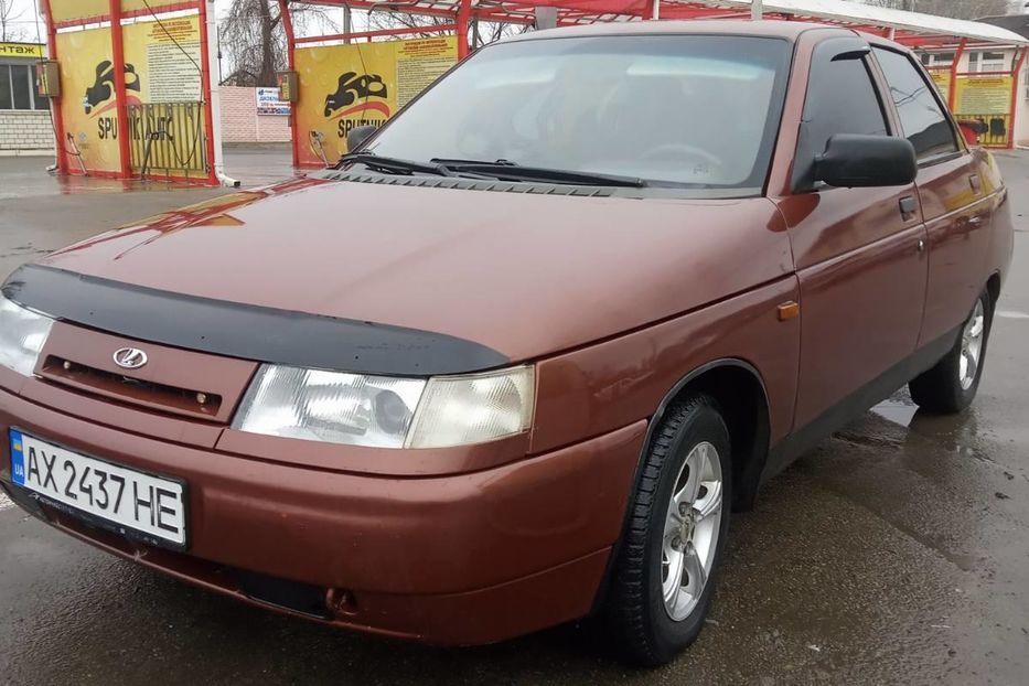 ВАЗ-2110 1996 года