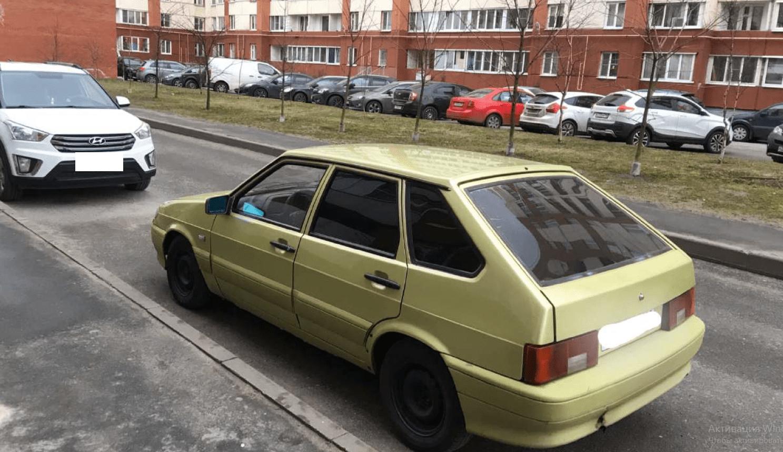 ВАЗ 2114 — достойный представитель русского автопрома