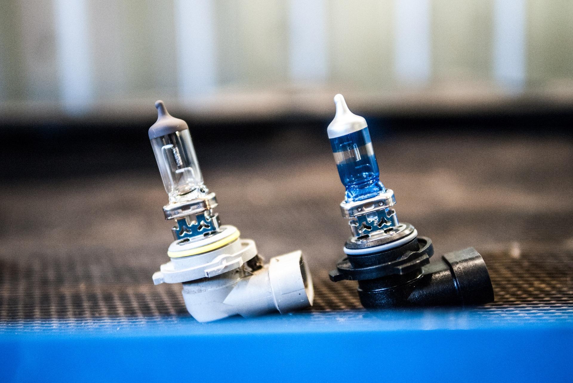 Лампы в Тойоте Королла