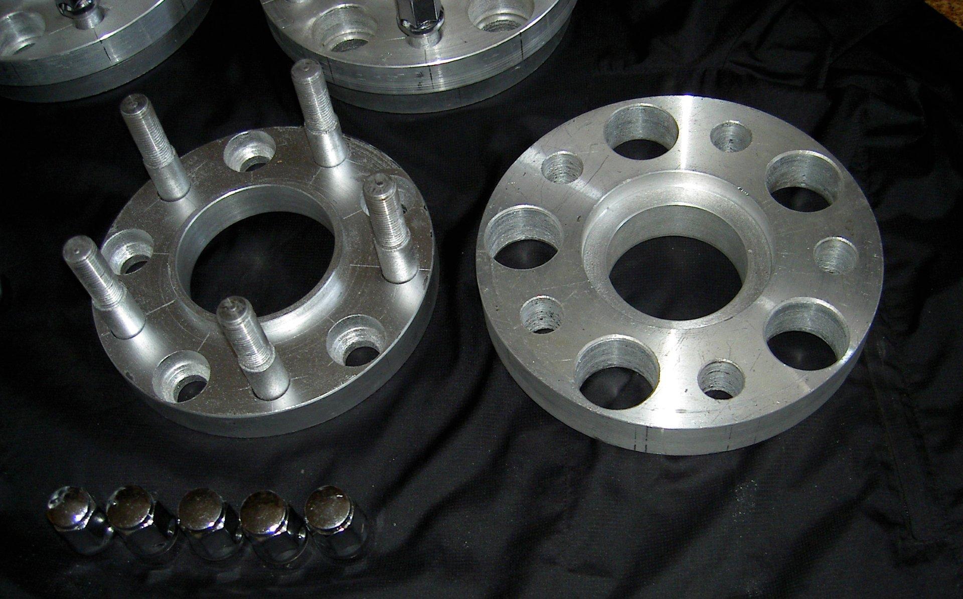 Разболтовка колес