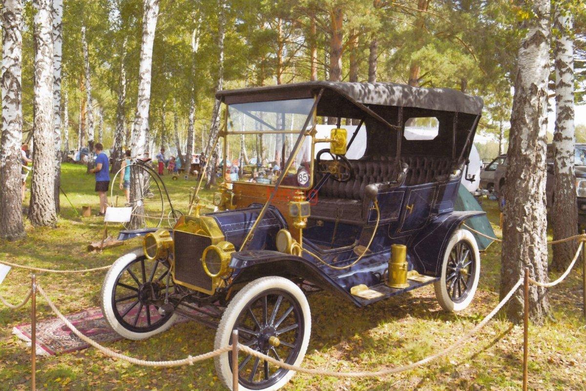 Ford T, или «Жестяная Лиззи»