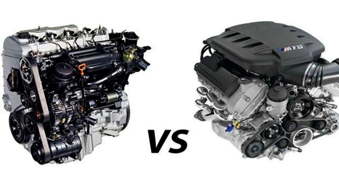 Дизельный или бензиновый двигатель