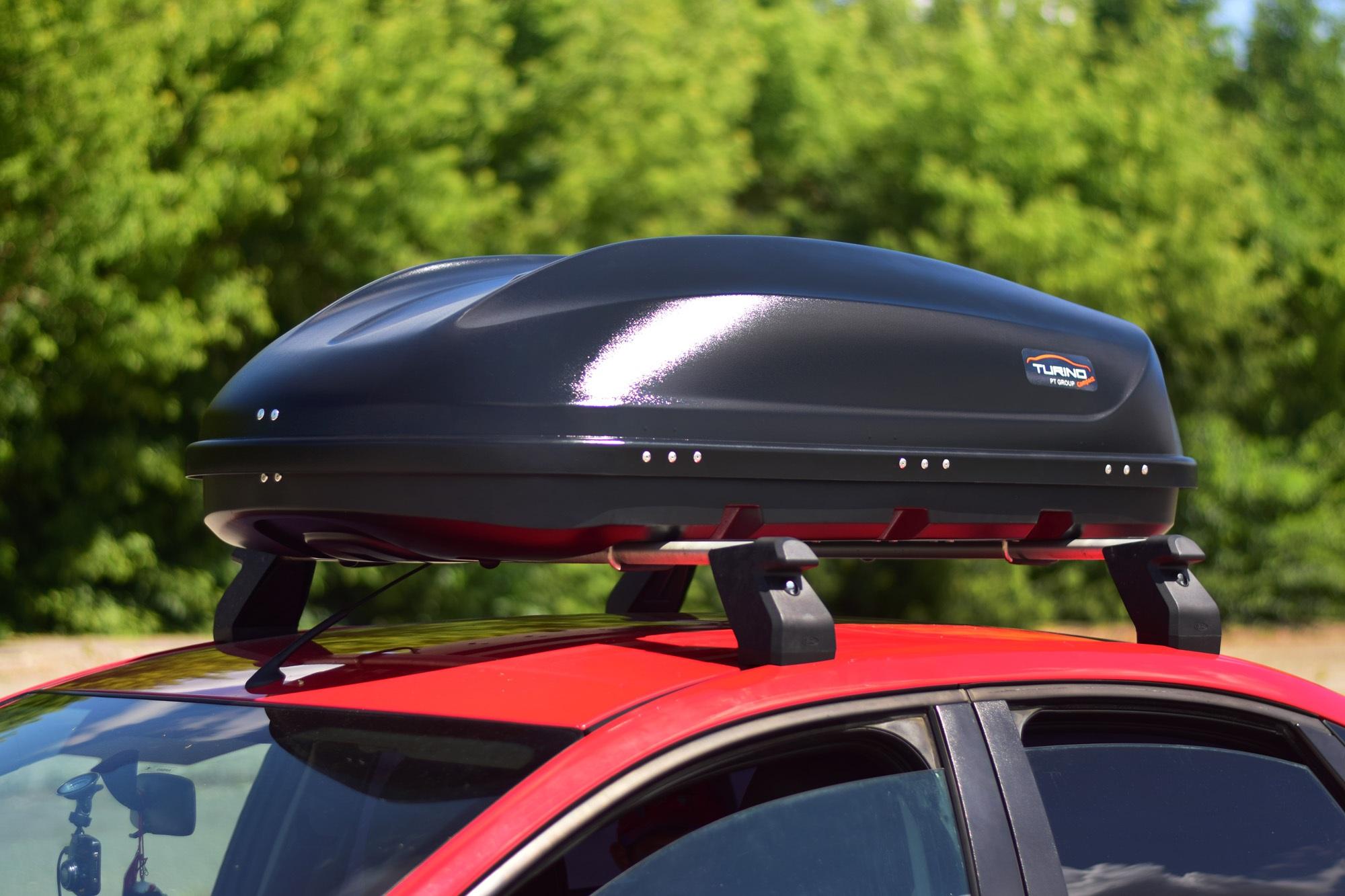 аэродинамический багажник на крышу автомобиля