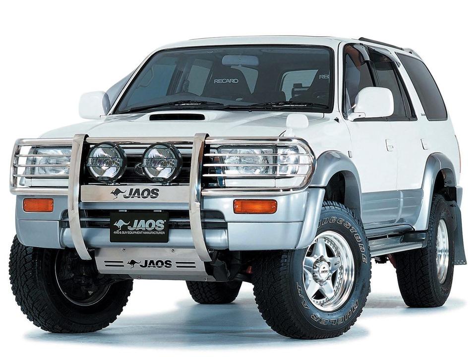Toyota Hilux Sur