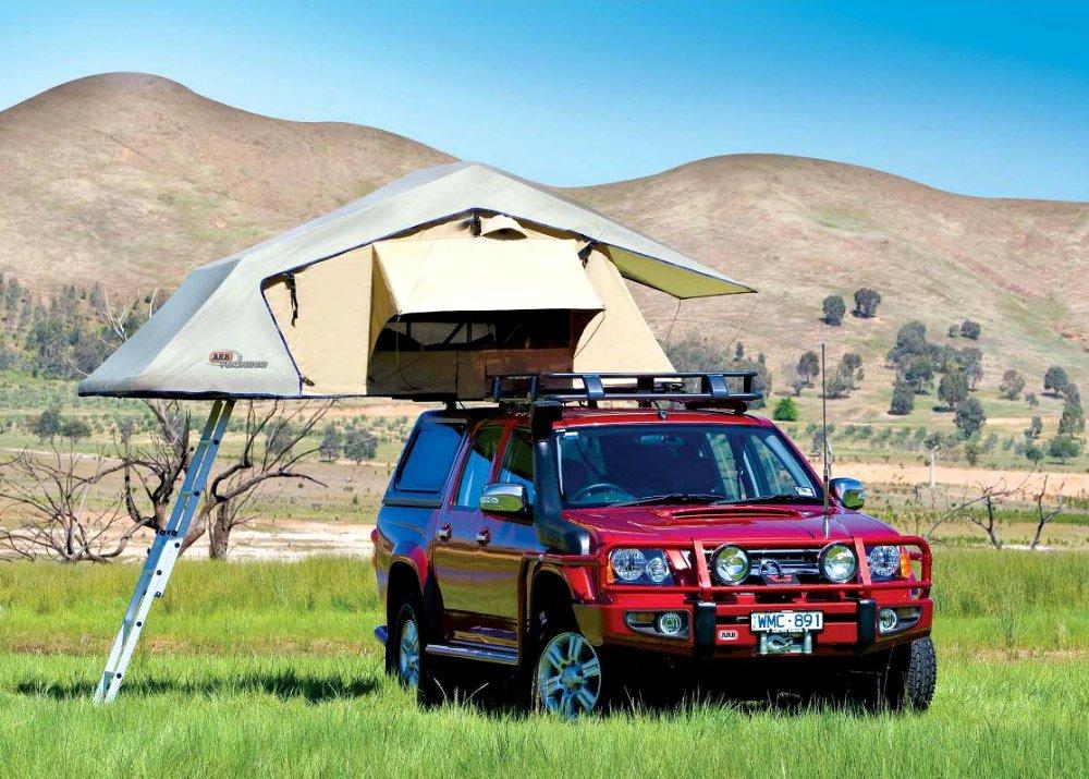 Багажник-палатка на крышу