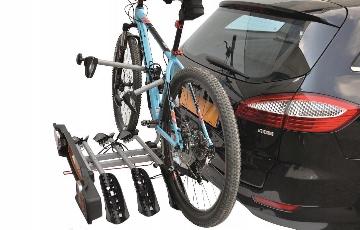 Багажник для велосипеда на фаркоп