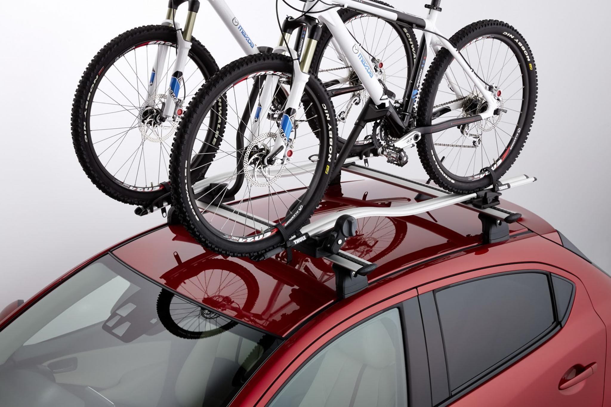 Багажник для велосипеда на крышу