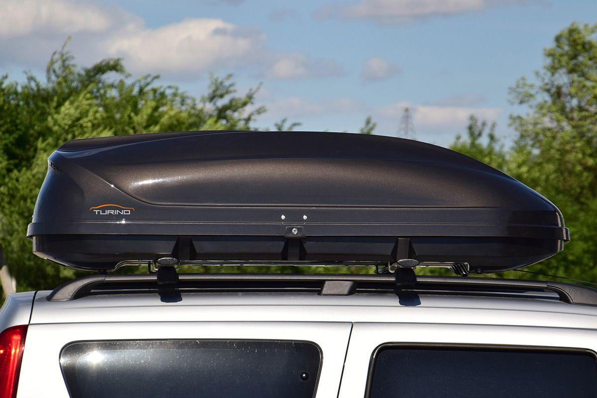 Багажник-кейс на крышу автомобиля