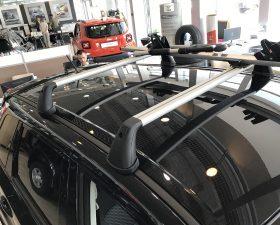 багажник на крышу автомобиля без рейлингов