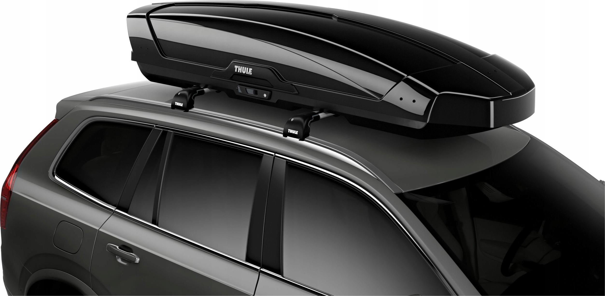 Багажник на крышу автомобиля плоский