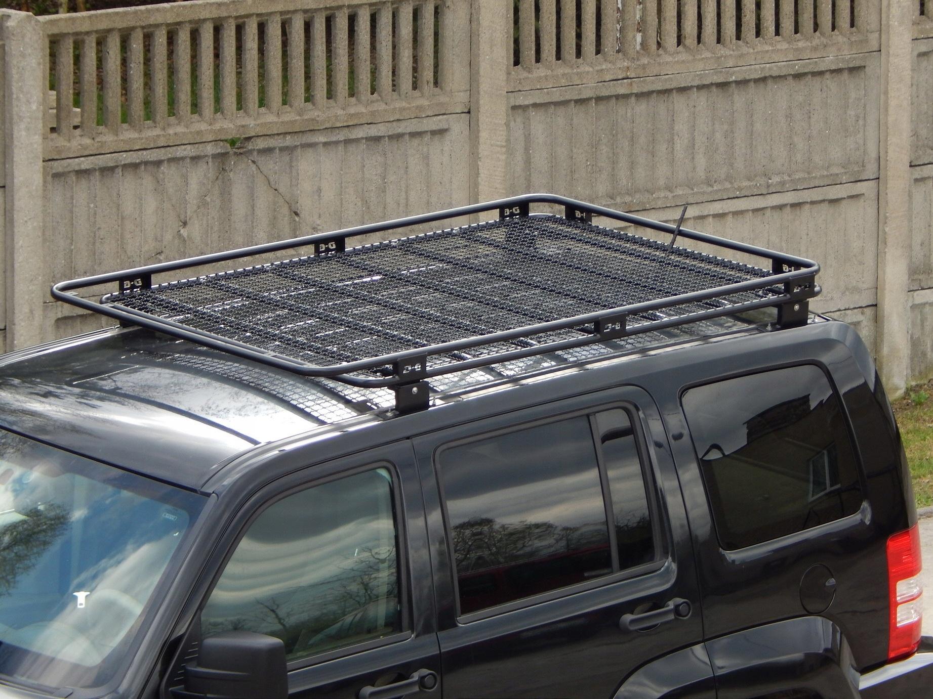 Багажник на крышу для внедорожника