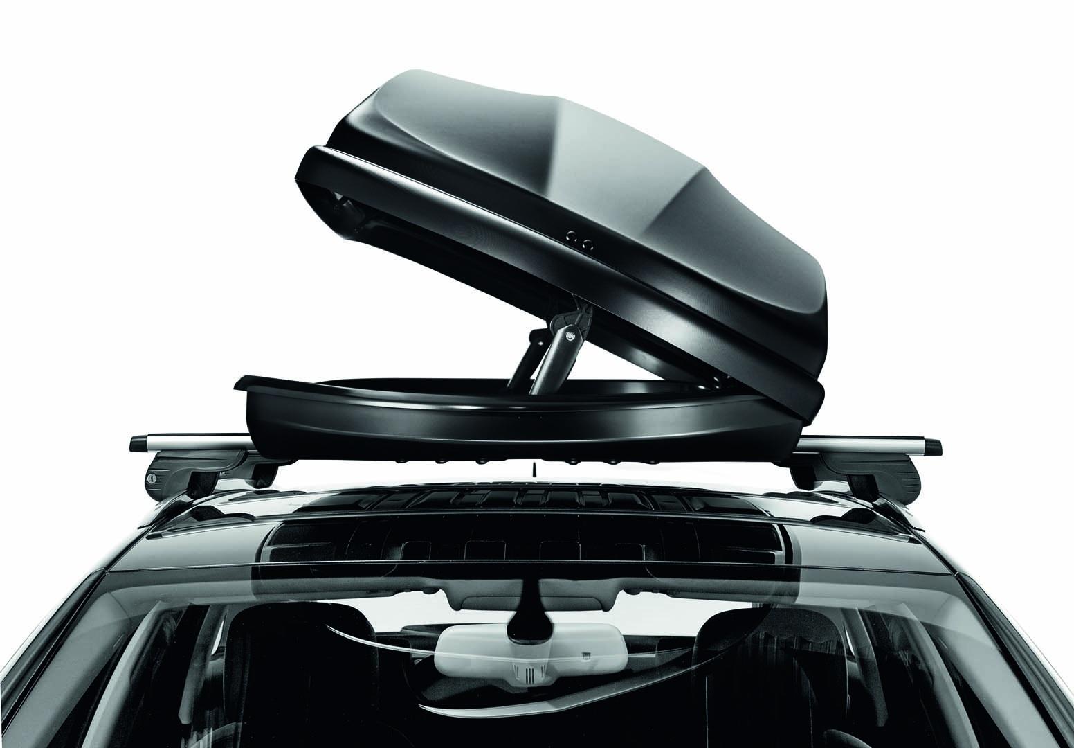 Багажник на крышу машины бокс