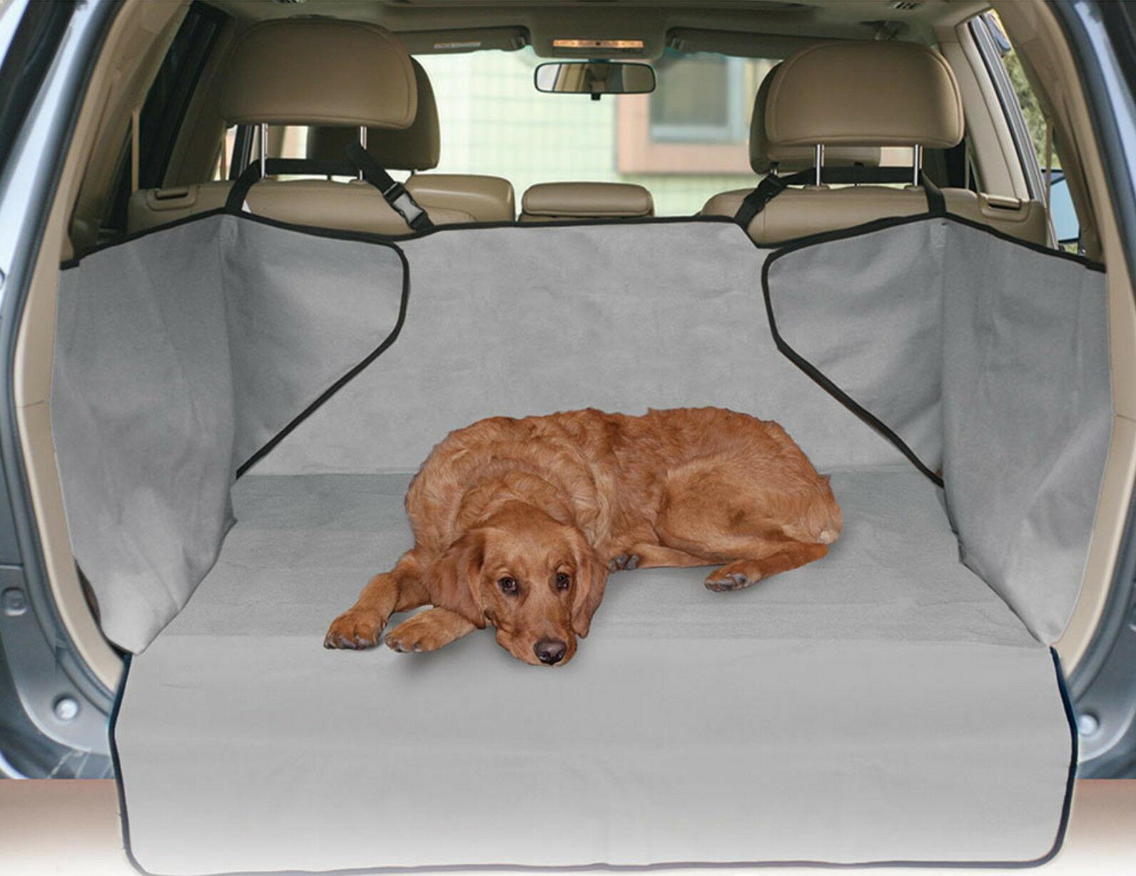 Чехол в багажник автомобиля для собак