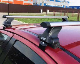 дуги багажника на крышу автомобиля