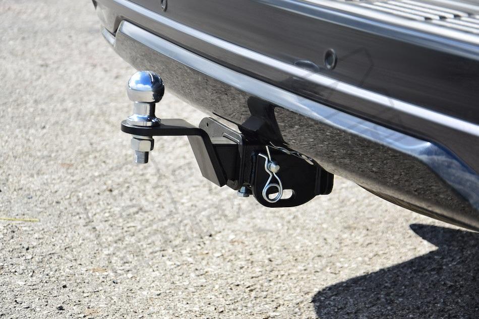 Фаркоп для грузовых автомобилей