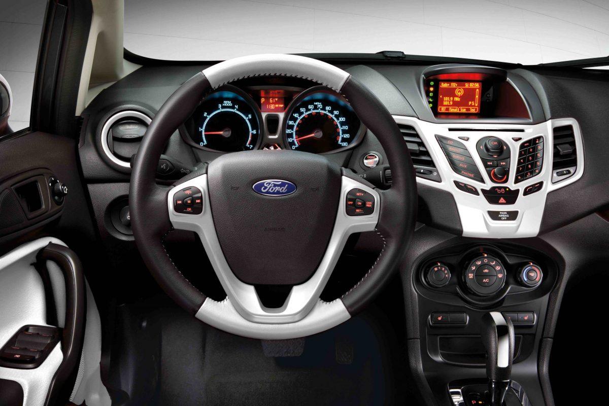 Ford Fiesta с коробкой автомат