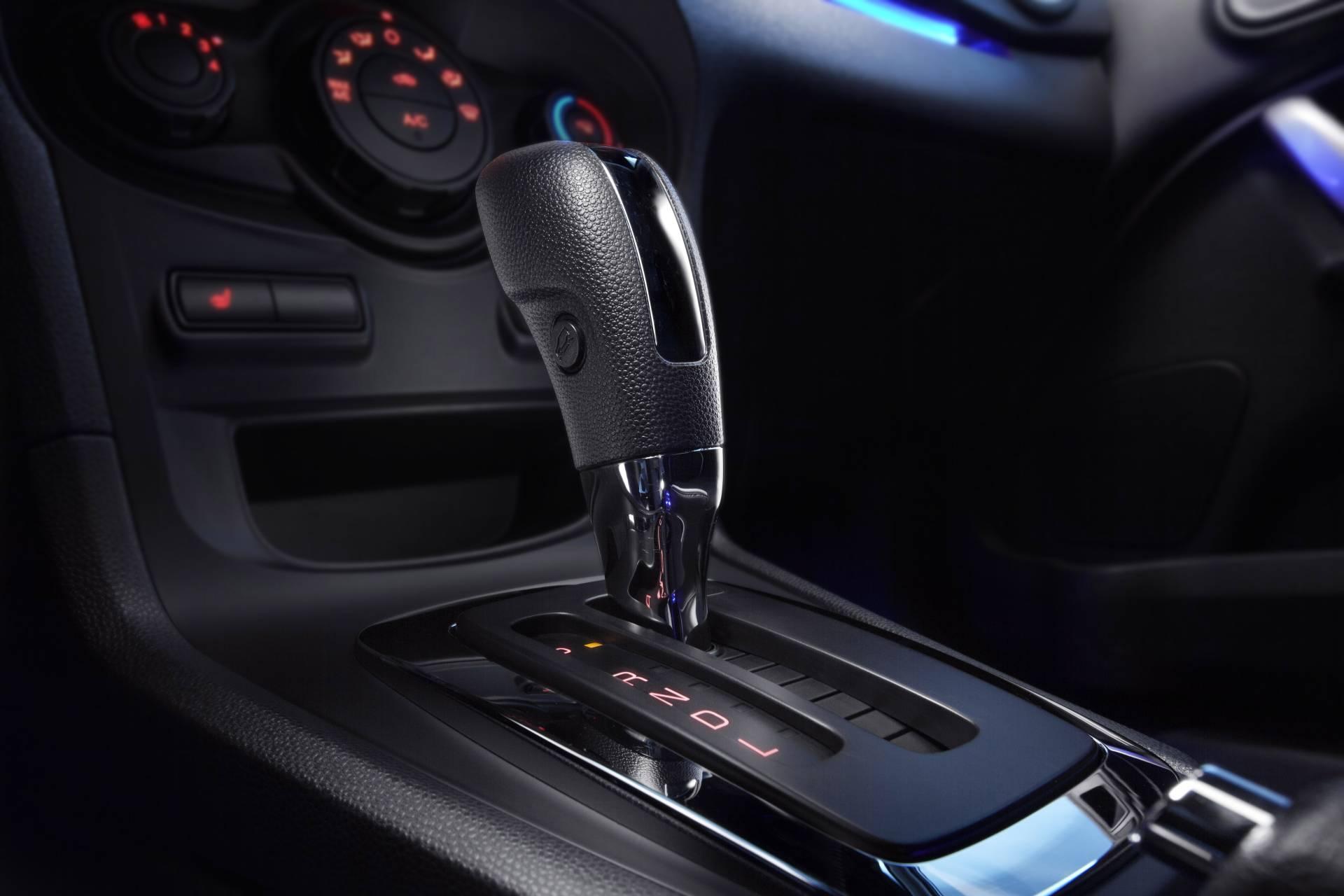 Ford Fiesta с роботизированной коробкой