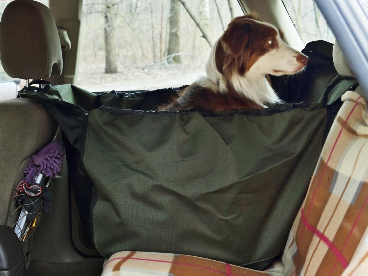 Гамак для собак в машину