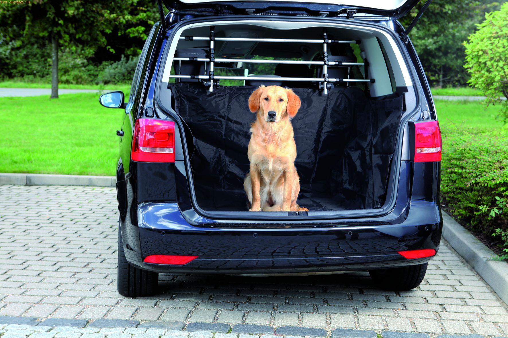 гамак для собаки в багажник машины