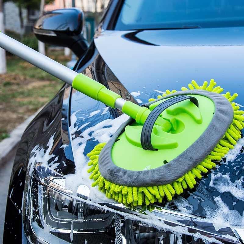 Швабры для мытья машины